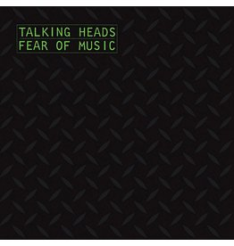 Talking Heads - Fear Of Music (Exclusive Silver Vinyl)