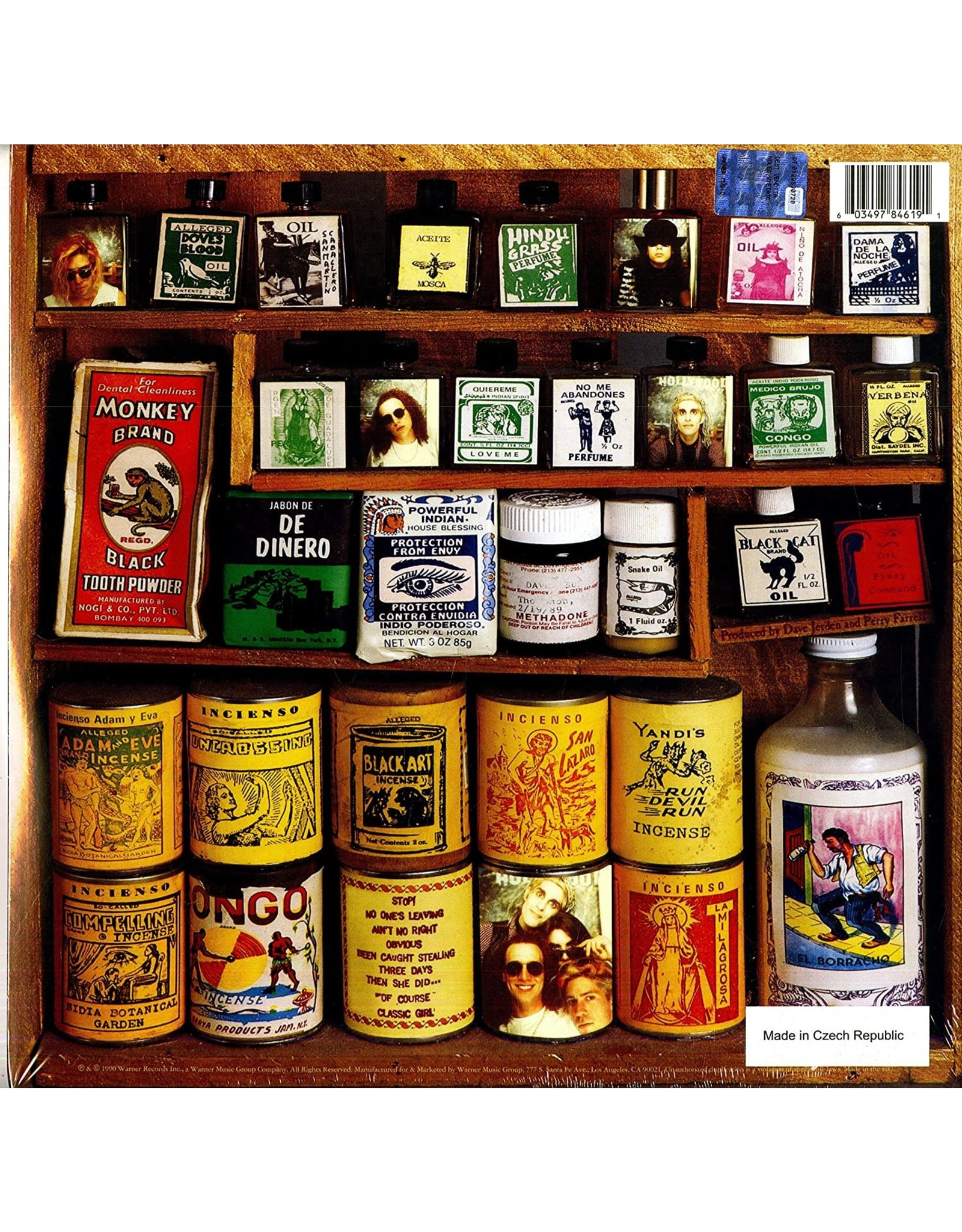 Jane's Addiction - Ritual de lo Habitual (Exclusive Pearl Vinyl)