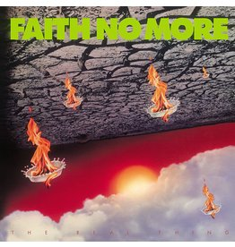 Faith No More - The Real Thing (Exclusive Yellow Vinyl)