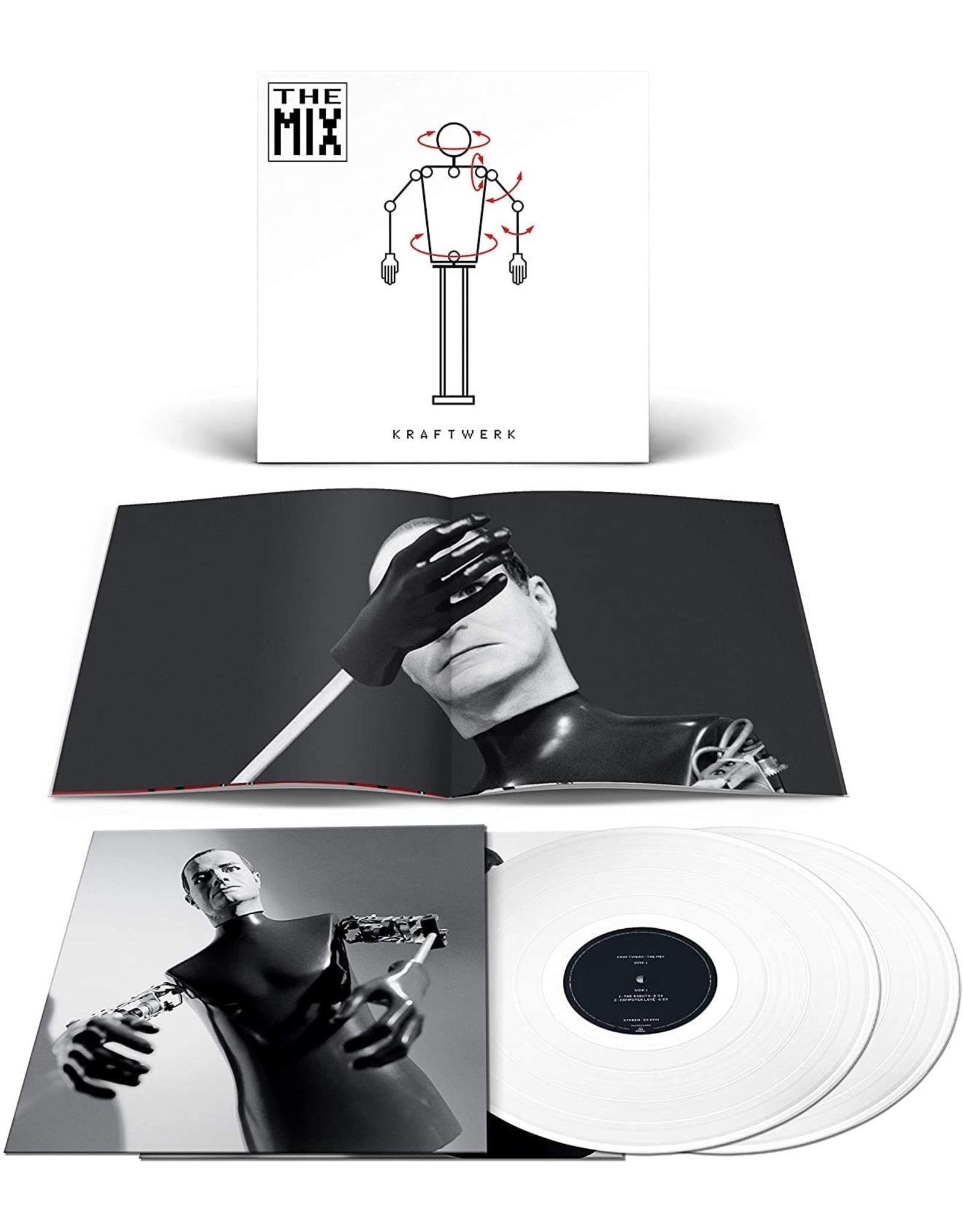 Kraftwerk - The Mix (White Vinyl)