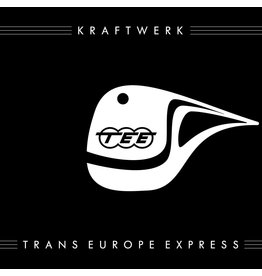 Kraftwerk - Trans Europe Express (Clear Vinyl)