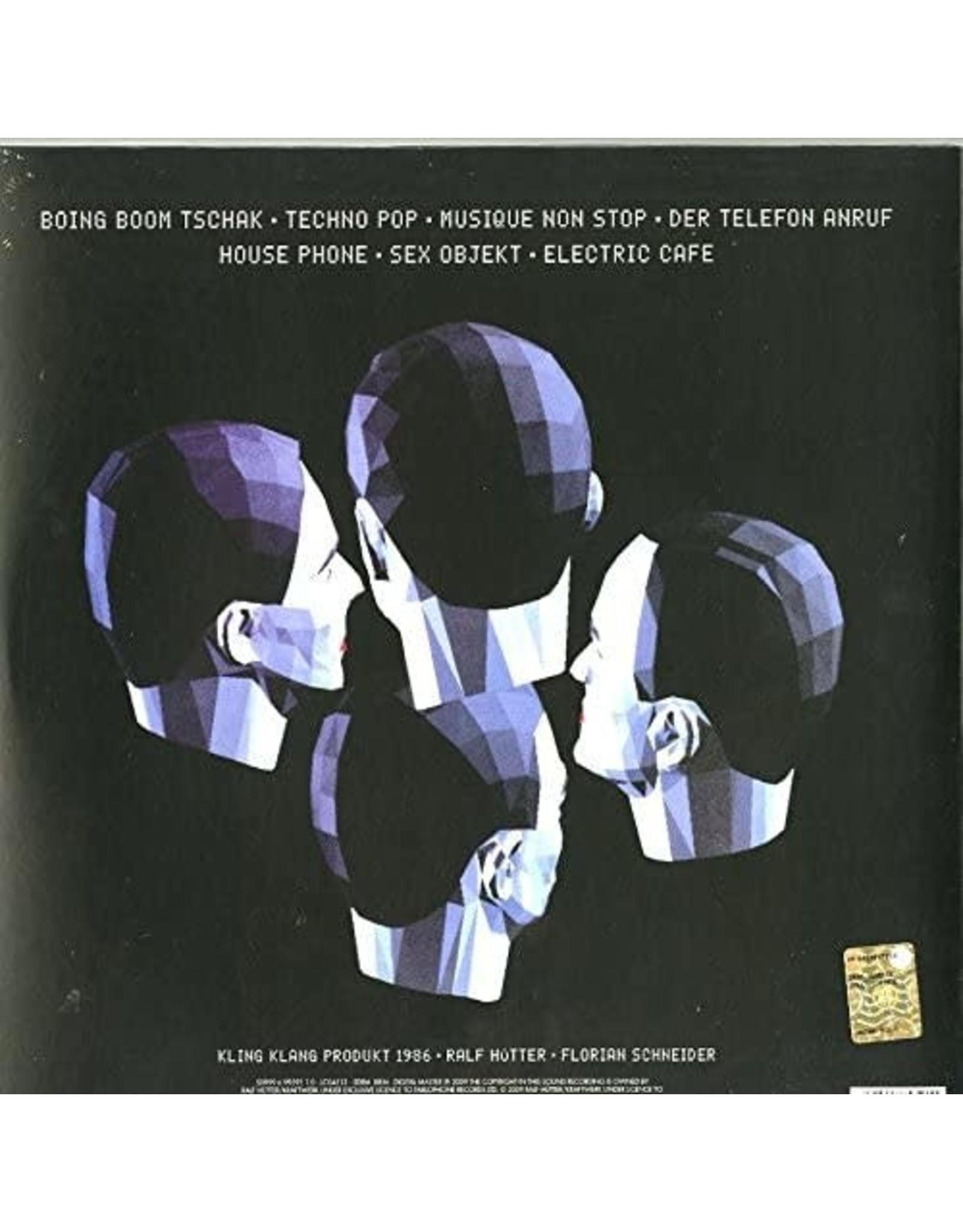 Kraftwerk - Techno Pop (Silver Vinyl)