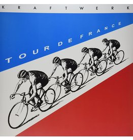 Kraftwerk - Tour De France (Blue / Red Vinyl)