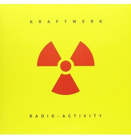 Kraftwerk - Radio-Activity (Yellow Vinyl)