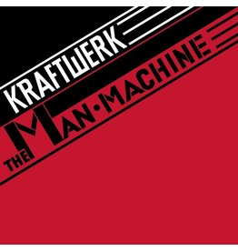 Kraftwerk - Man-Machine (Red Vinyl)