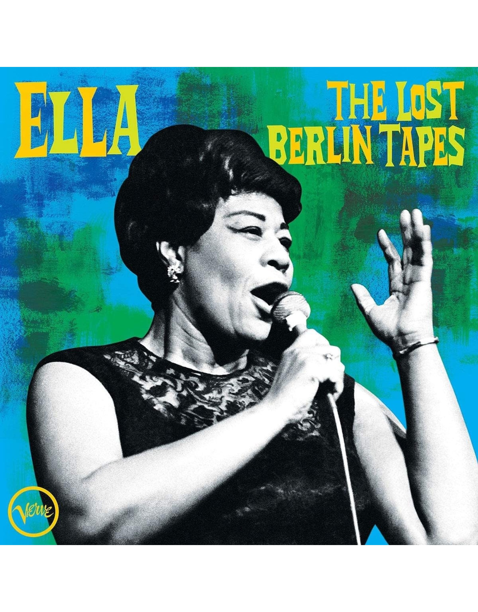 Ella Fitzgerald - The Lost Berlin Tapes