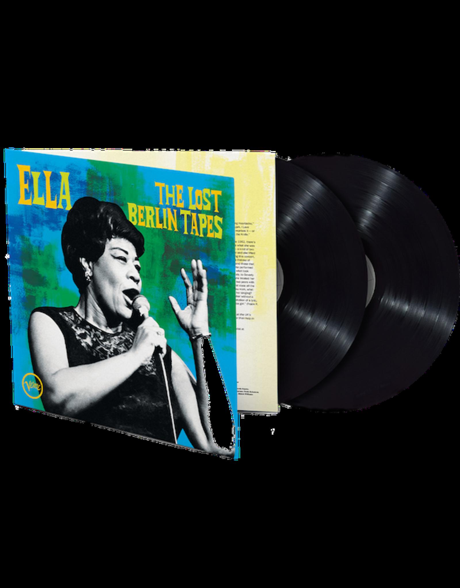 Ella Fitzgerald - The Lost Berlin Tapes (Live 1962)