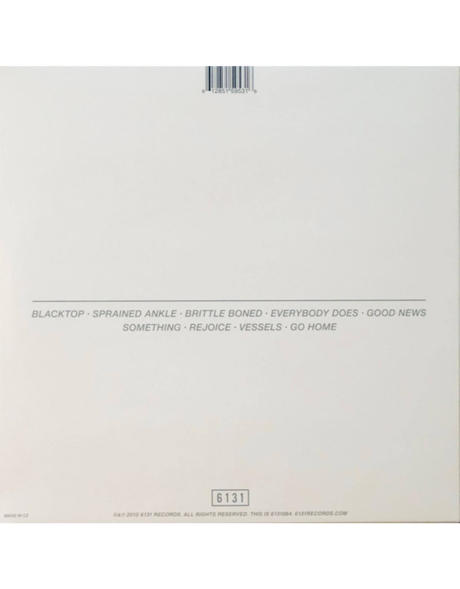 Julien Baker - Sprained Ankle (Exclusive Milky Clear Vinyl)