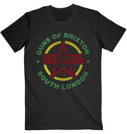 The Clash / Guns Of Brixton Tee