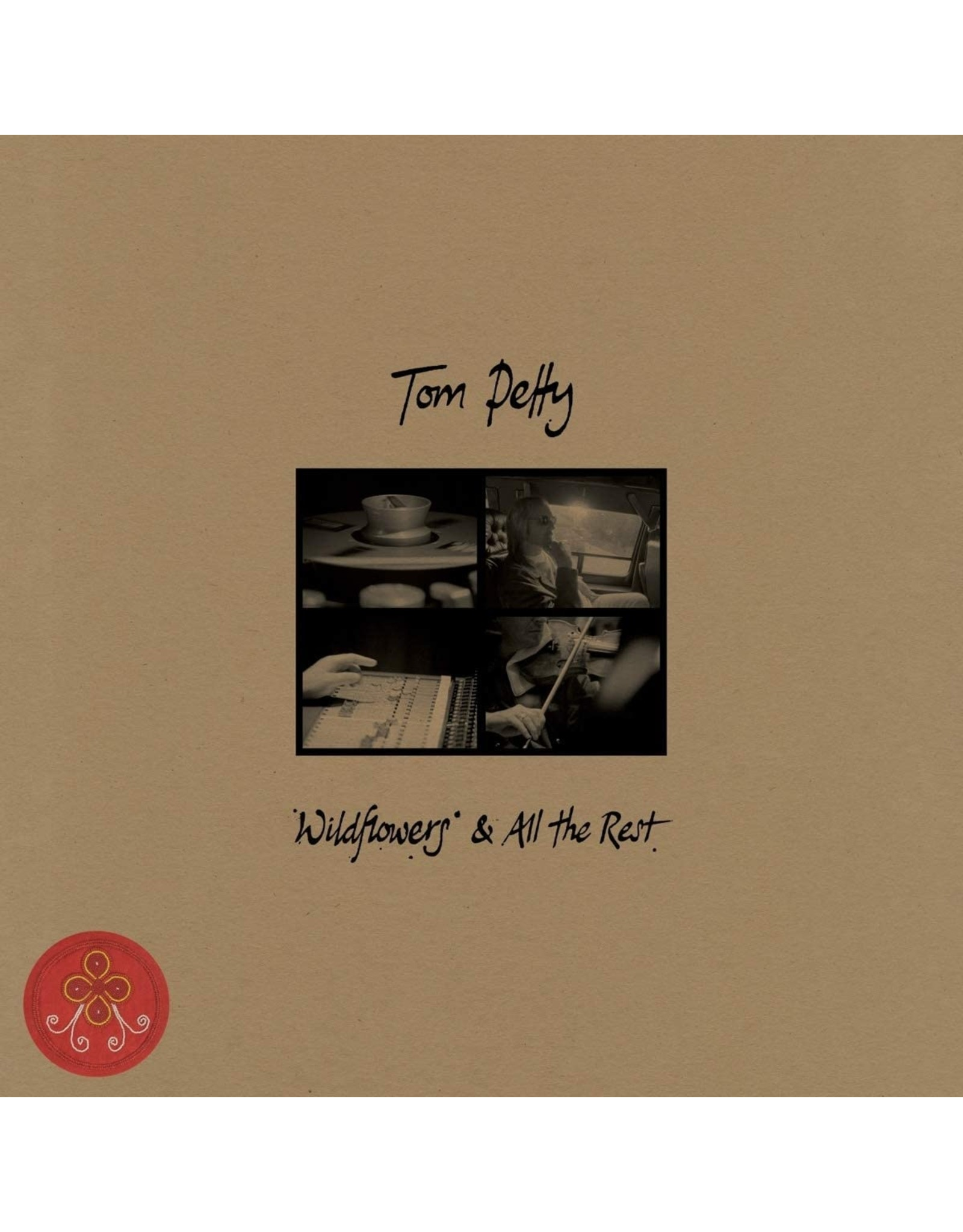 Tom Petty - Wildflowers and All The Rest (3LP)