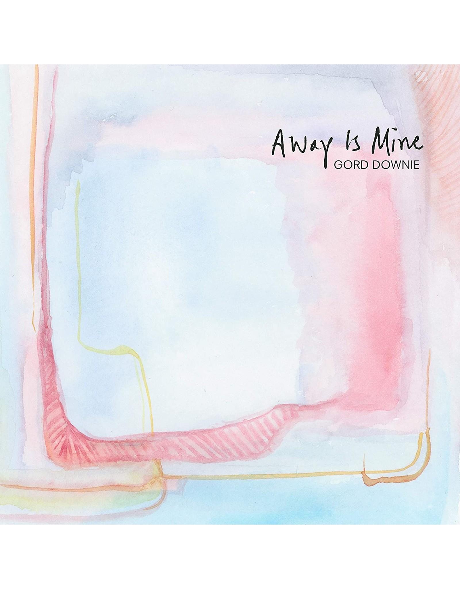 Gord Downie - Away Is Mine (Deluxe Vinyl)