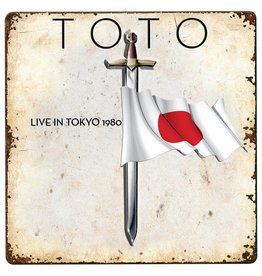 Toto - Live In Tokyo 1980 (Record Store Day) [Red Vinyl]