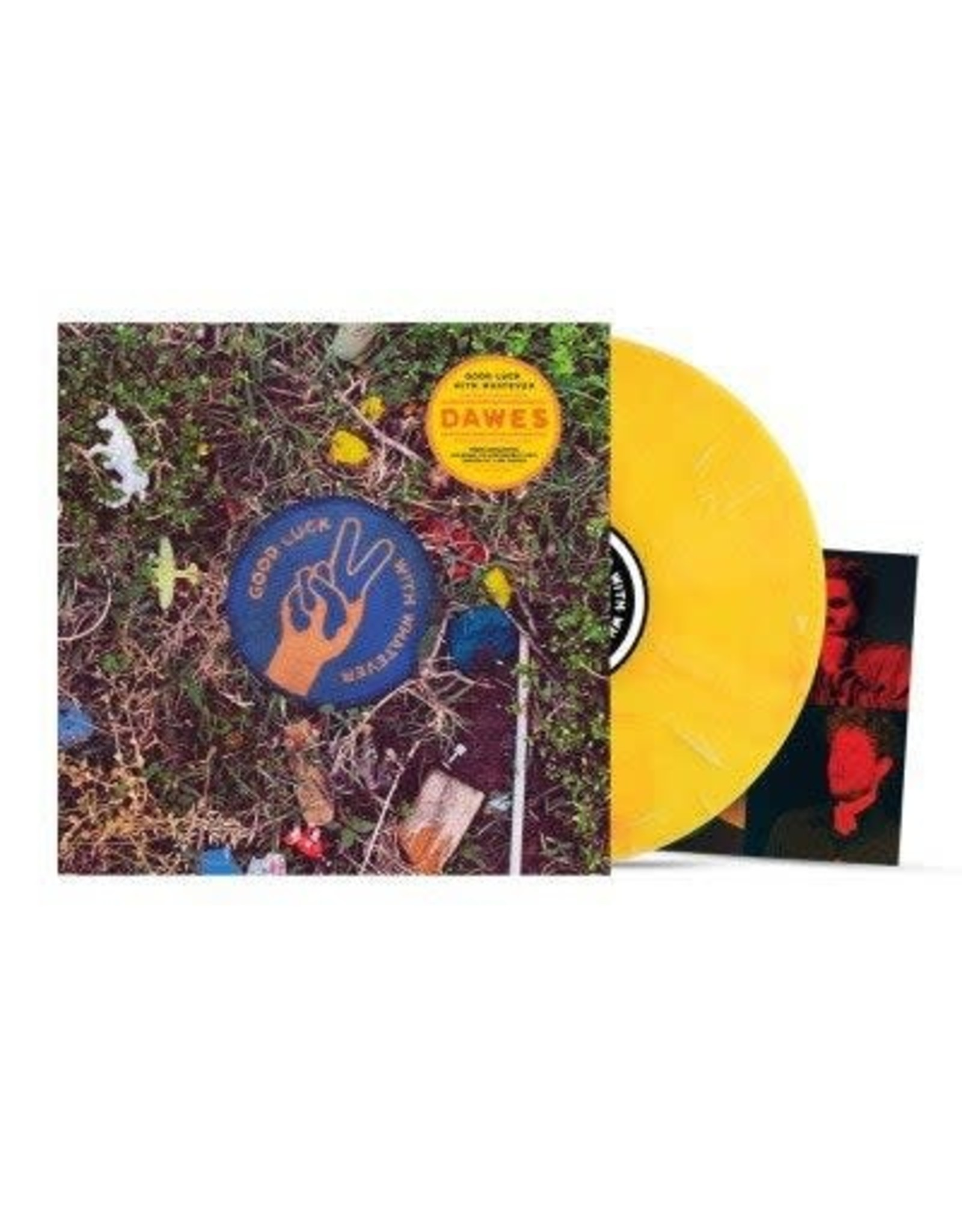 Dawes - Good Luck With Whatever (Exclusive Yellow Marble Vinyl)