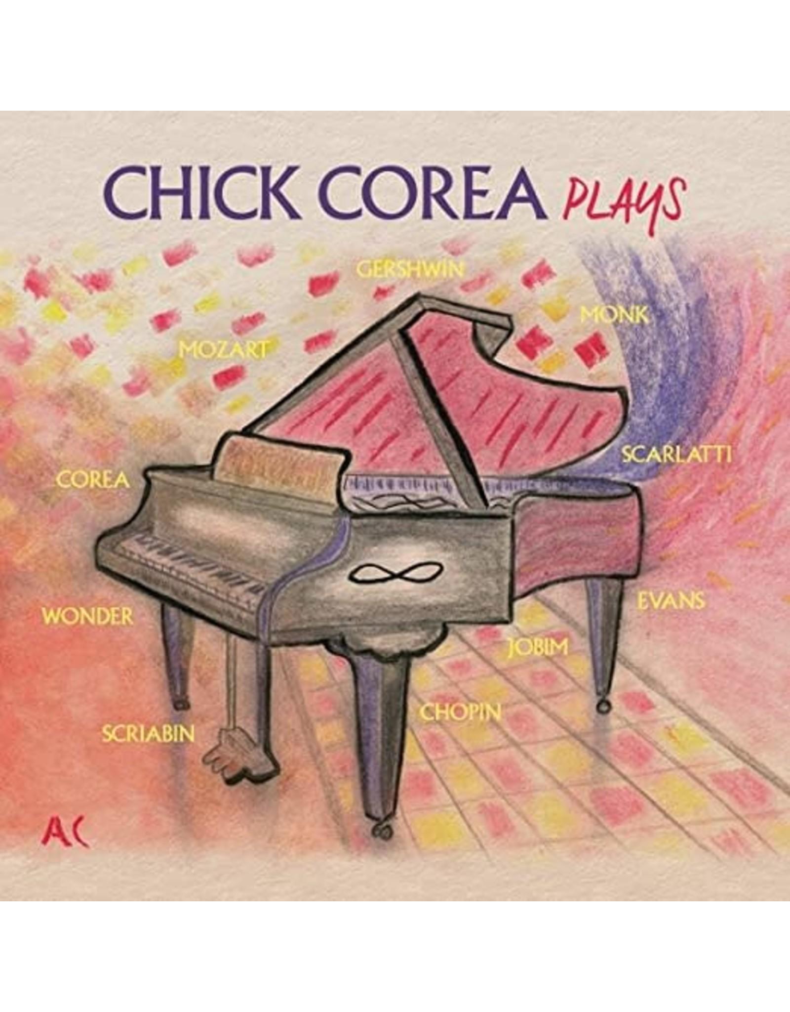 Chick Corea - Plays