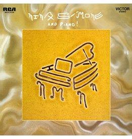 Nina Simone - And Piano! (Music On Vinyl) [Gold Vinyl]
