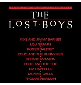 Various - The Lost Boys (Music From The Film) [Red Vinyl]