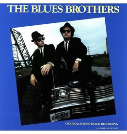 Soundtrack - The Blues Brothers (Blue Vinyl)