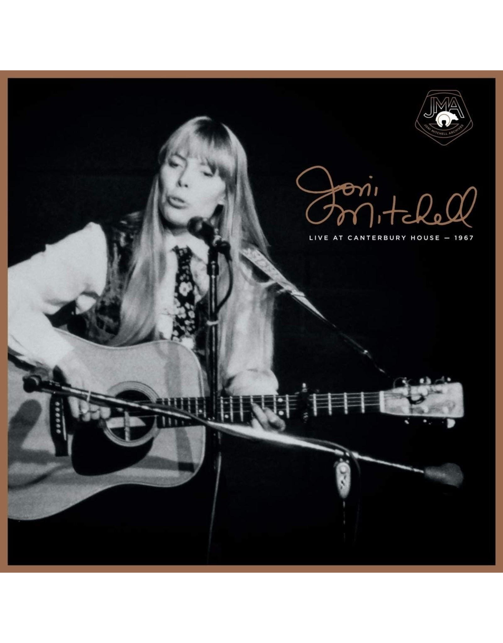 Joni Mitchell - Live at Canterbury House 1967