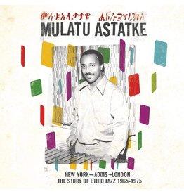 Mulatu Astatke - New York-Addis-London (The Story Of Ethio Jazz 65-75)