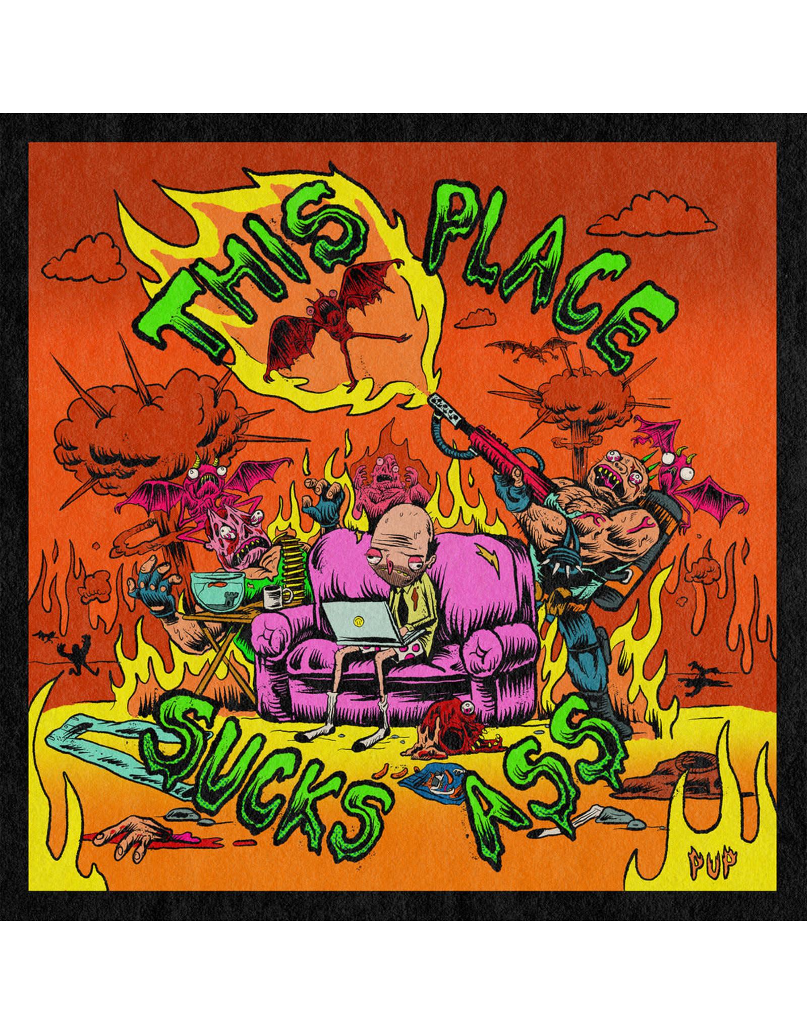 Pup - This Place Sucks Ass (Purple Vinyl)