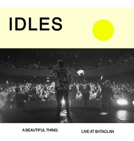 IDLES - A Beautiful Thing: Live At Le Bataclan