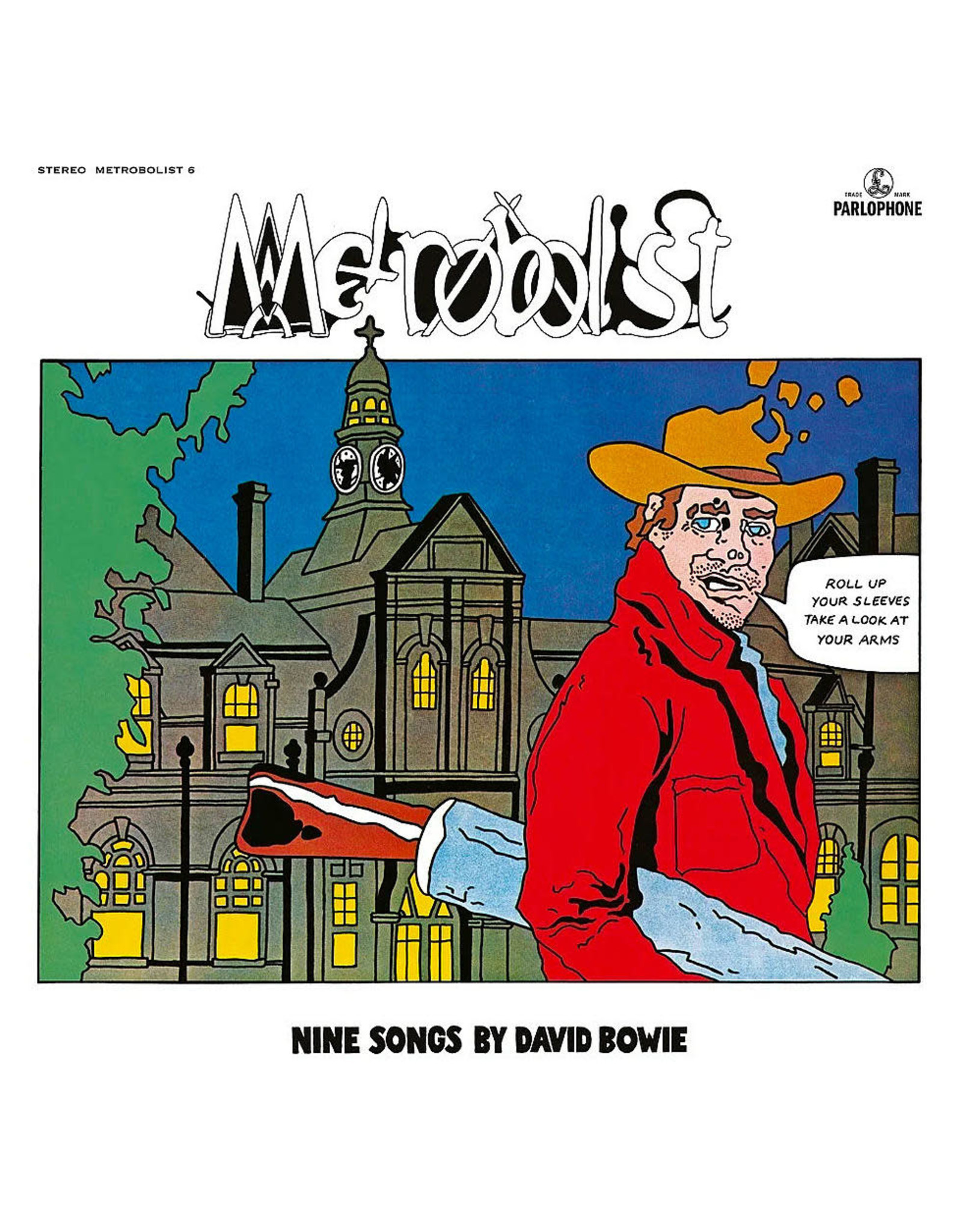 David Bowie - Metrobolist (The Man Who Sold The World) [2020 Mix]