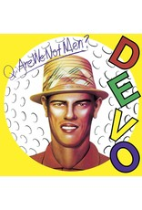 Devo - Are We Not Men (Exclusive Golfball White Vinyl)