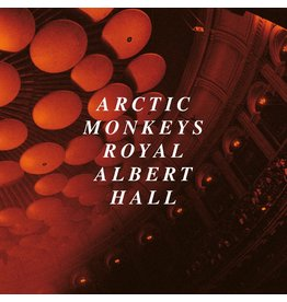 Arctic Monkeys - Live From Royal Albert Hall (Exclusive Clear Vinyl)