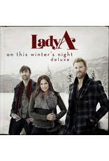 Lady A - On This Winter's Night (Deluxe Edition) [Red Vinyl]