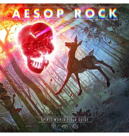 Aesop Rock - Spirit World Field Guide (Ultra Clear Vinyl)