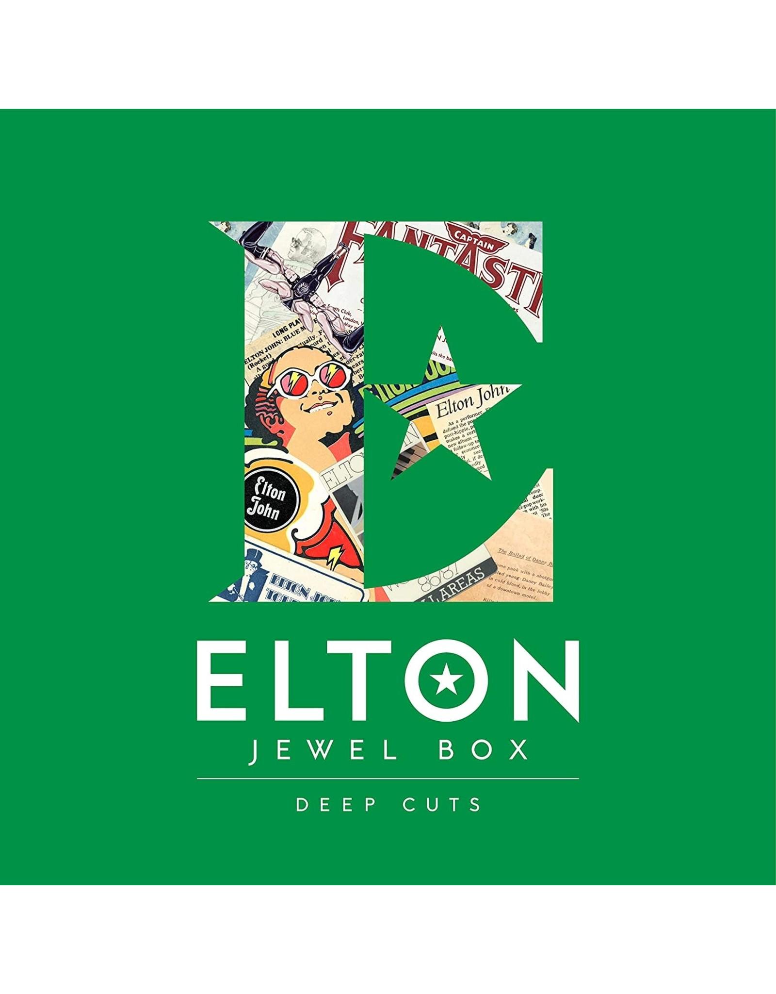 Elton John - Jewel Box: Deep Cuts