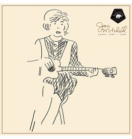 Joni Mitchell - Early Joni - 1963
