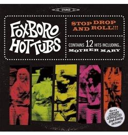 Foxboro Hottubs - Stop Drop And Roll (Exclusive Psychedelic Green Vinyl) [Rocktober]