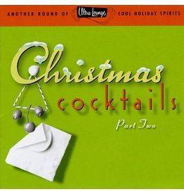 Various - Ultra Lounge: Christmas Cocktails, Vol. 2