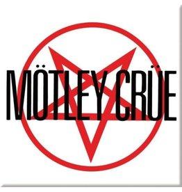Motley Crue / Classic Logo Magnet