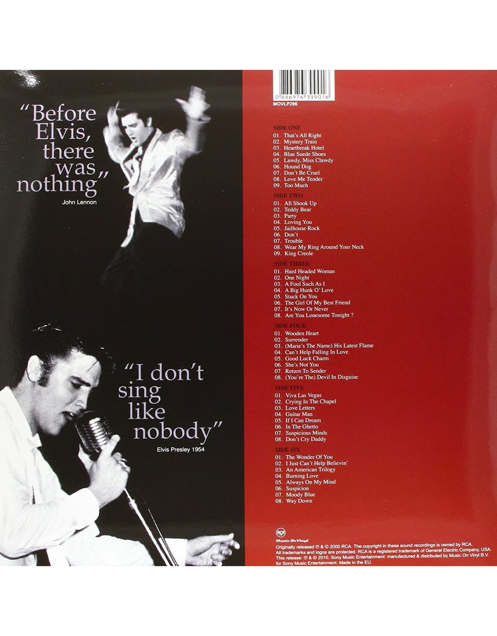 Elvis Presley - 50 Greatest Hits (3LP)