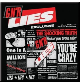 Guns N' Roses / GNR Lies Magnet