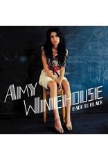 Amy Winehouse - Back To Black (UK Edition)