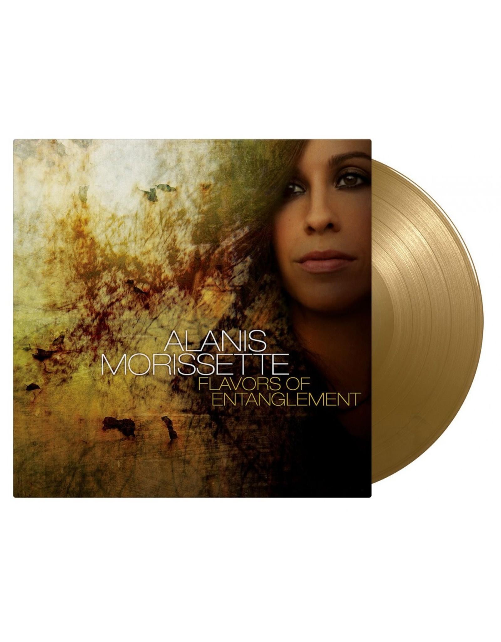 Alanis Morissette - Flavors Of Entanglement (Music On Vinyl) [Gold Vinyl]