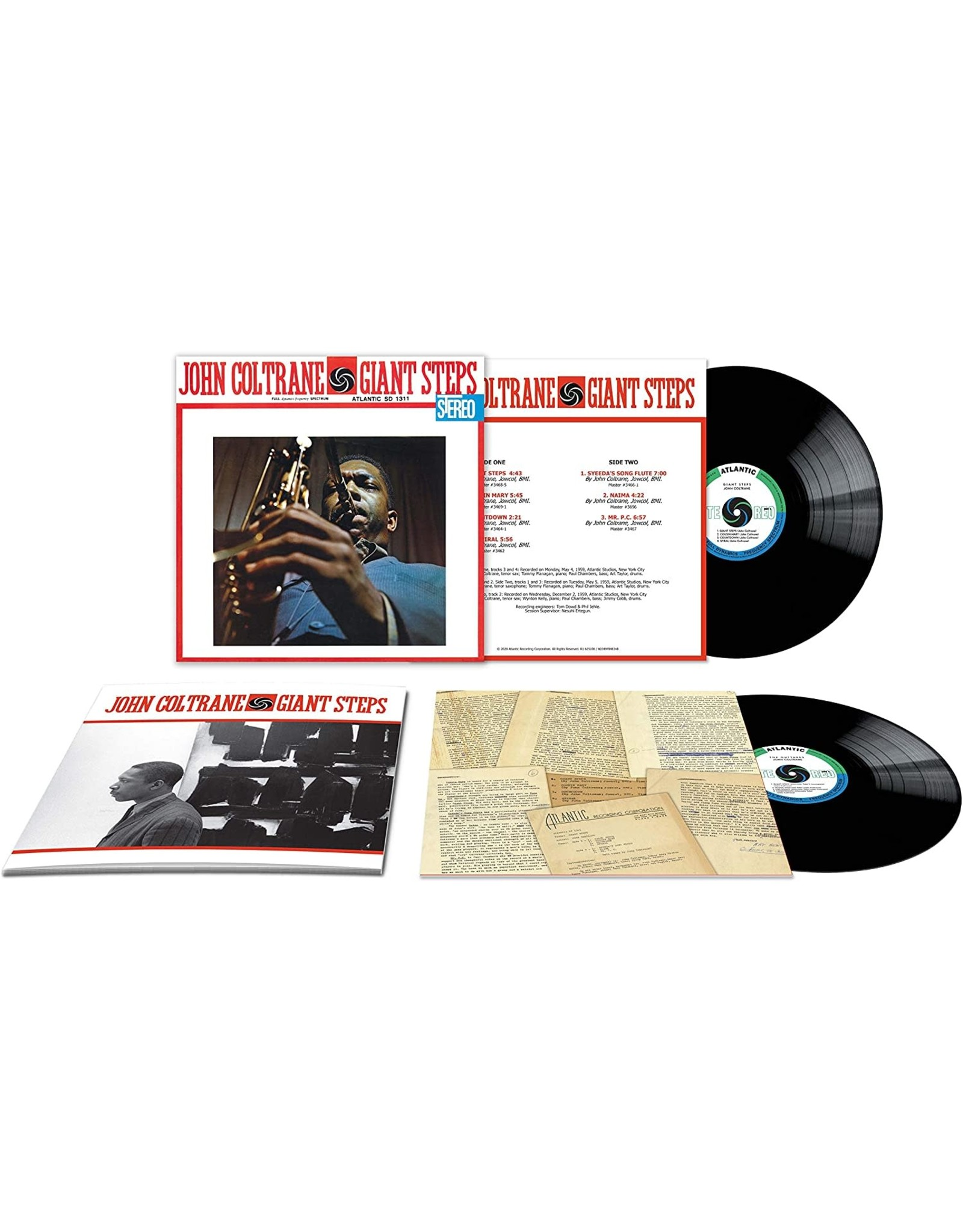 John Coltrane - Giant Steps (60th Anniversary) [Deluxe Edition]