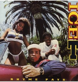 Ice-T - Rhyme Pays (Yellow Vinyl)