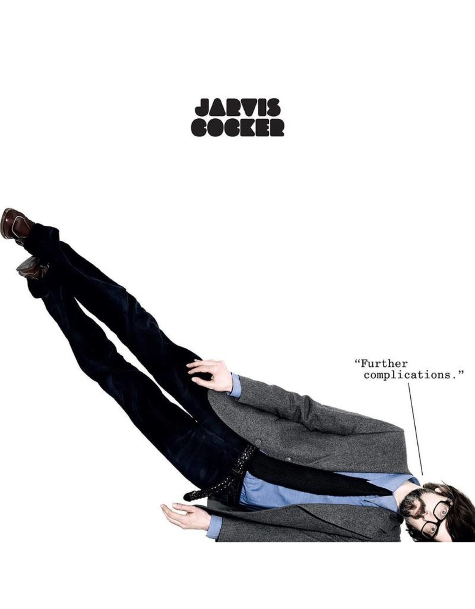 Jarvis Cocker - Further Complications (Record Store Day) [White Vinyl]