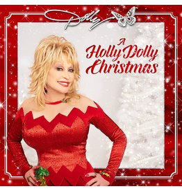 Dolly Parton - A Holly Dolly Christmas (Red Vinyl)