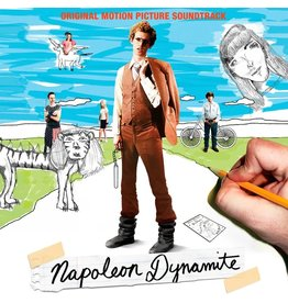 Various - Napoleon Dynamite (Music From The Film) [Clear Vinyl]
