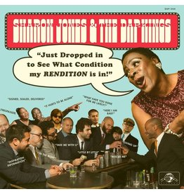 Sharon Jones & The Dap Kings -Just Dropped In (Record Store Day) [Blue Splatter Vinyl]