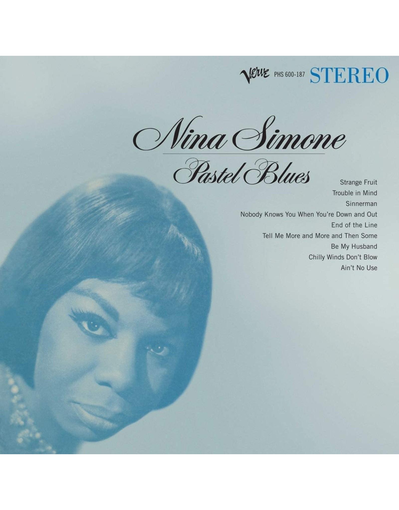 Nina Simone - Pastel Blues (Verve Acoustic Sounds Series)