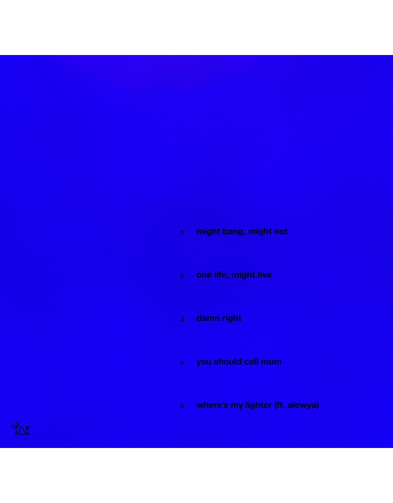Little Simz - Drop 9 EP (Blue Vinyl)