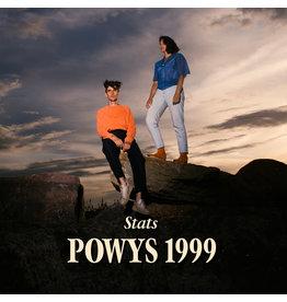 Stats - Powys 1999 (Crystal Vinyl)