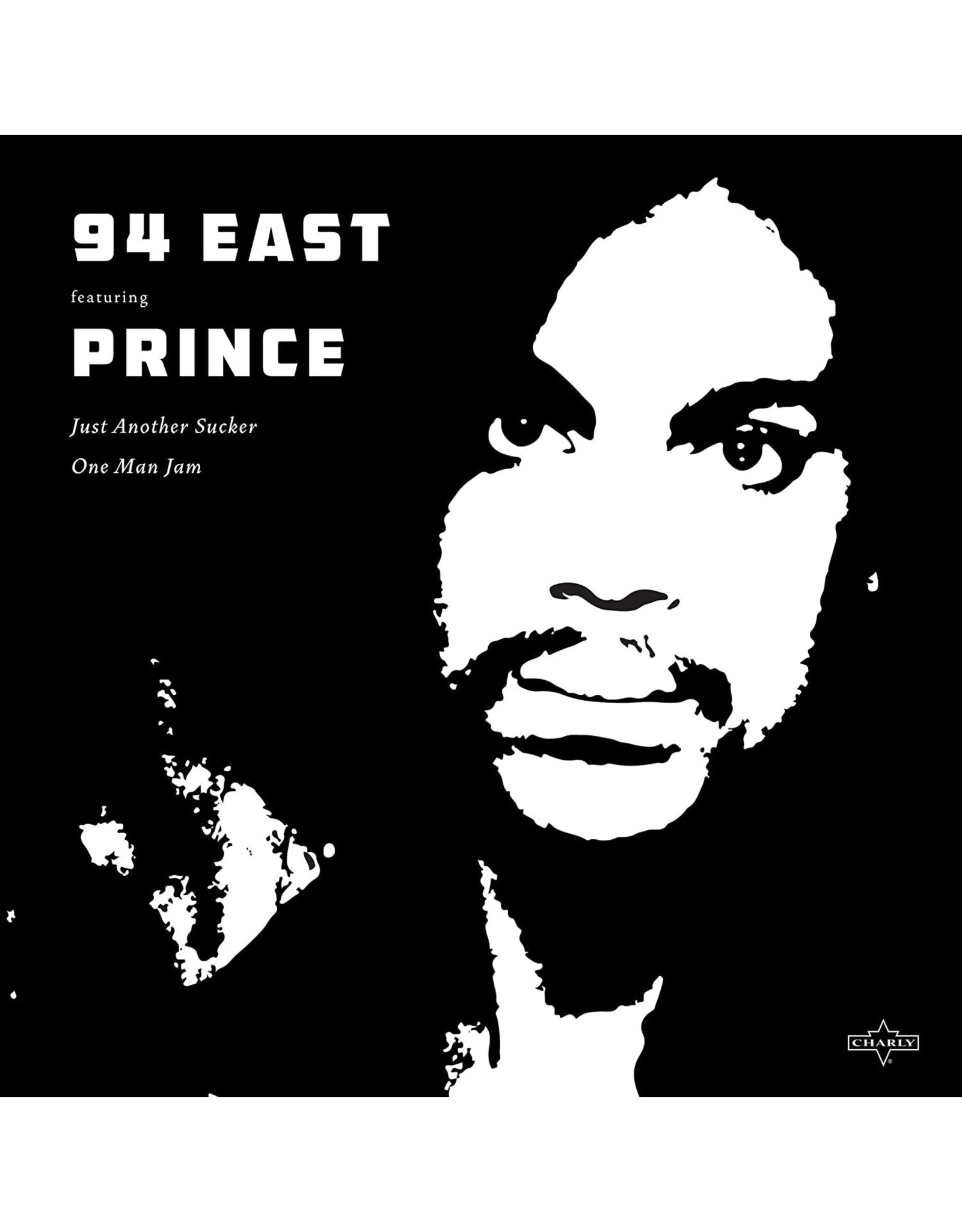 """94 East feat Prince - Just Another Sucker [12"""" Single]"""