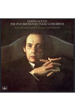 Glenn Gould - The Five Beethoven Piano Concertos